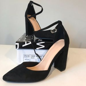 "NIB Sexy 4"" Heels size 7"